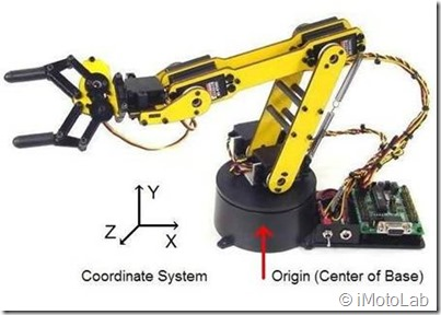 Lynx 6 robotic arm